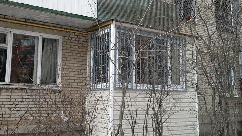 Решётки на балкон и лоджии