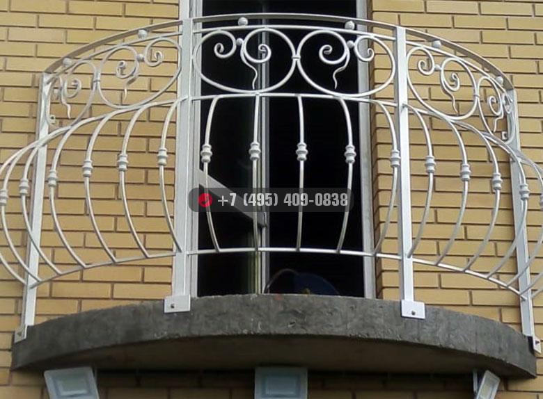 Балконное ограждение для частного дома