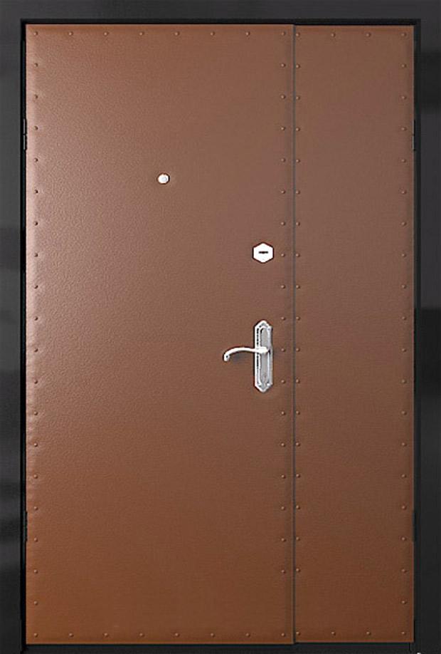 """Тамбурная дверь """"Винилскожа"""""""